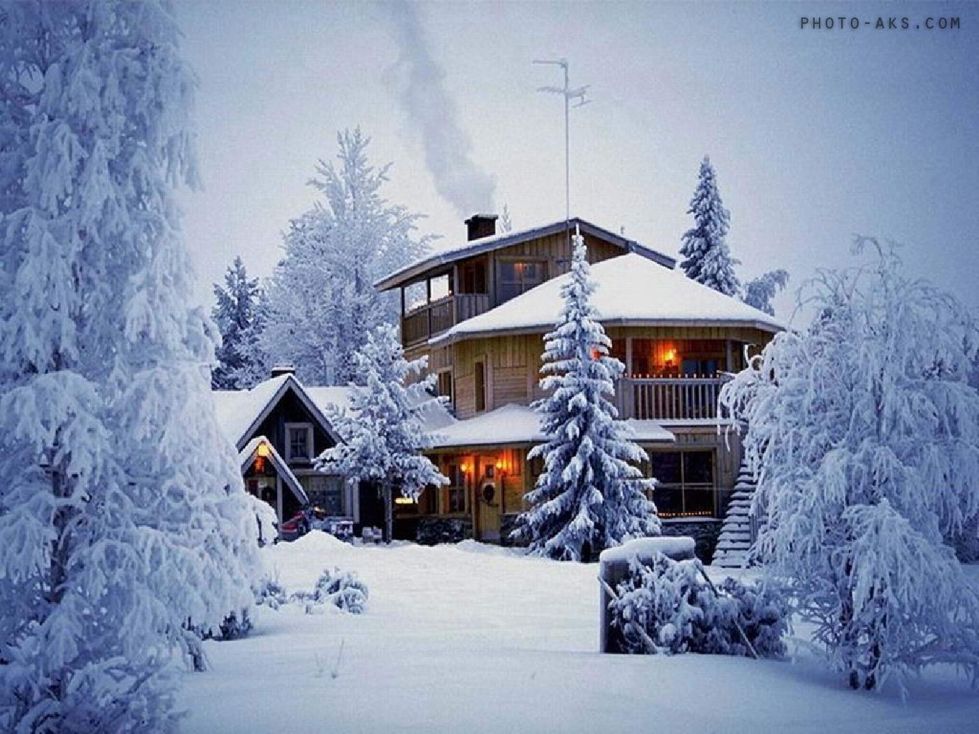 عکس زمستان