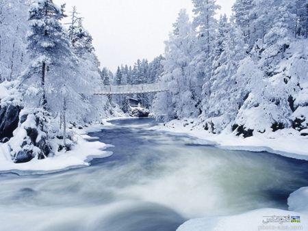 منظره های دیدنی فصل زمستان best winter wallpapers