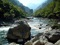 منظره رودخانه