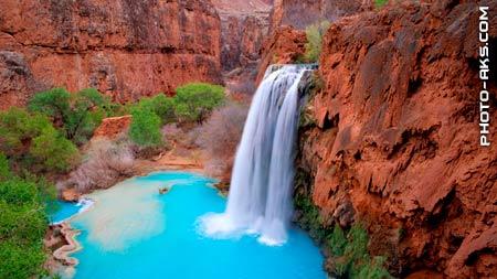 زیباترین آبشار های جهان beautiful watterfall landscape