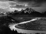 رودخانه مارپیچ انسل آدامز