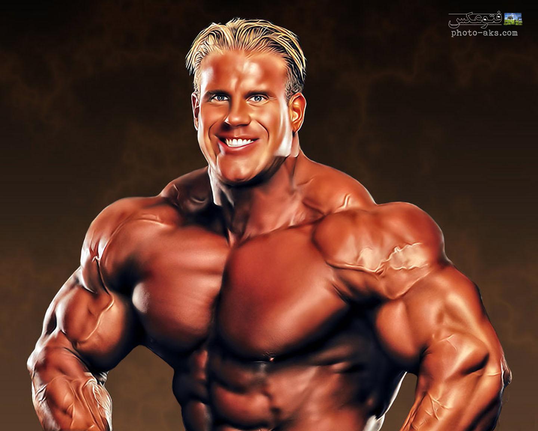 پوستر گرافیکی بدنسازی bodybuilding posters