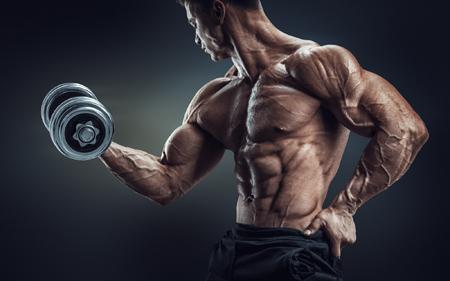 عکس تمرین بدنسازی workout bodybuilder