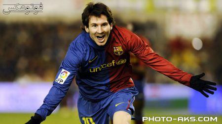 لیونل مسی - تیم بارسلونا lionel mesi parselona