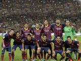 عکس تیمی بارسلونا 2016