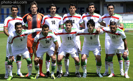 تیم ملی فوتبال ایران tim meli footbll iran