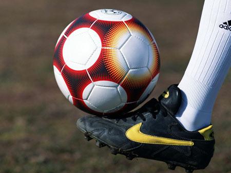 والپیپر ورزشی توپ فوتبال football sport wallpaper