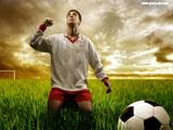 والپیپر فوتبالی