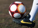 والپیپر ورزشی توپ فوتبال