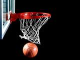 توپ و تور بسکتبال