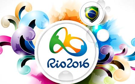 پوستر ویژه المپیک ریو 2016 summer olumpics rio
