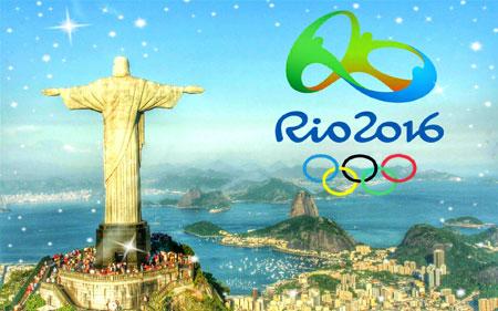 والپیپر مخصوص المپیک ریو برزیل rio 2016 olympics wallpaper