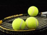 عکس راکت و توپ تنیس