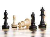 عکس مهره های بازی شطرنج