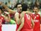 والیبال ایران در مقابل ژاپن
