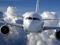 هواپیمای مسافربری در آسمان
