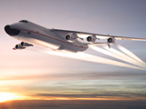 عکس پرواز هواپیما مسافربری