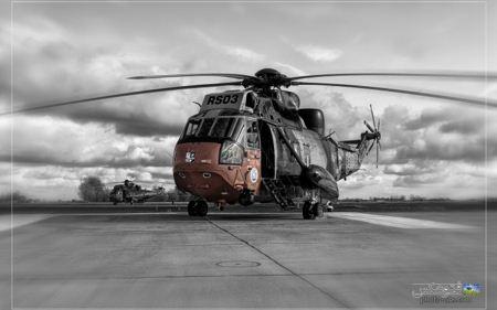 فرودگاه هلیکوپتر های جنگی helicopter landing