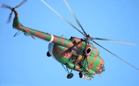 هلیکوپتر میل می هشت mi 8 helicopter