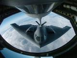 سوختگیری هواپیمای جنگنده