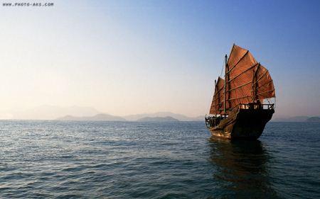 عکس کشتی قدیمی دزدان دریایی aks gayeg gadimi