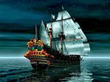 عکس کشتی دزدان دریایی