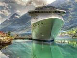 کشتی باربری بزرگ