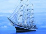کشتی بادبانی بزرگ