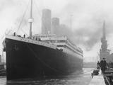 عکس قدیمی کشتی تایتانیک
