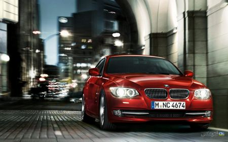 والپیپر hd ماشین bmw قرمز bmw wallpapers