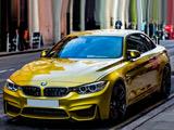عکس ماشین bmw طلایی