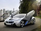  BMW i8   