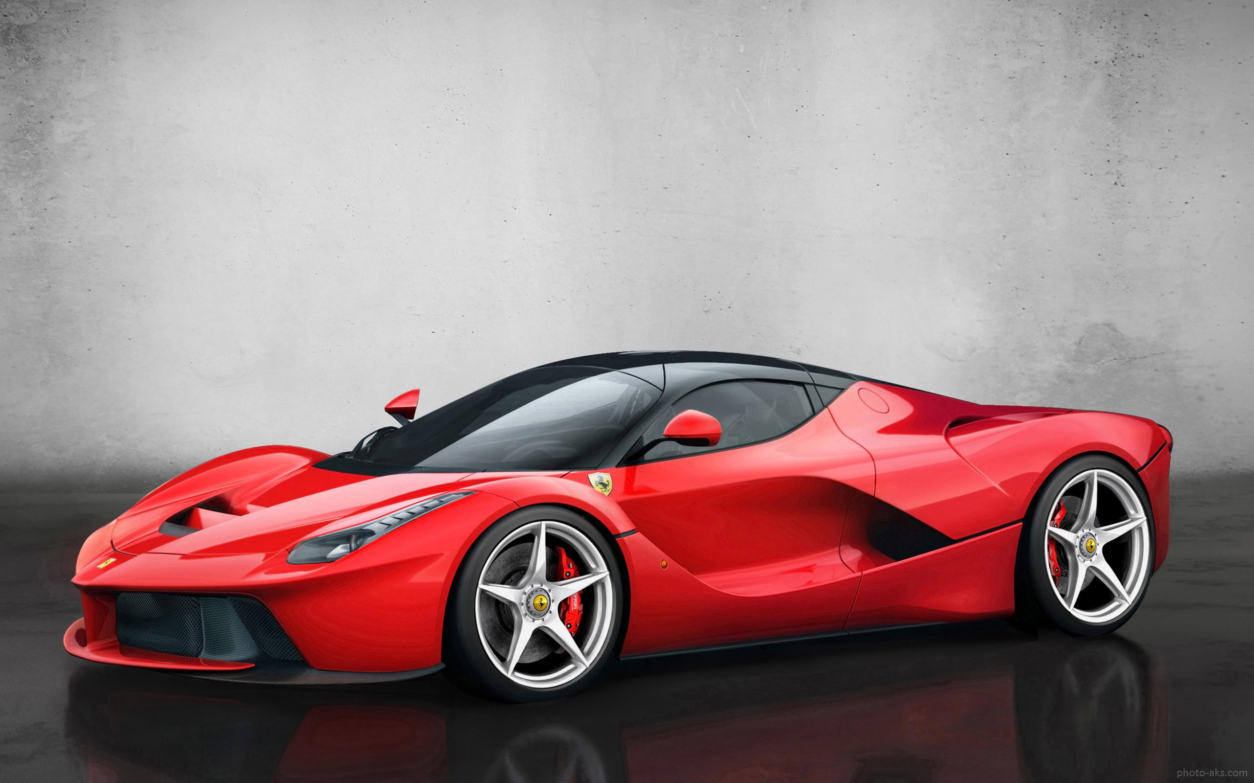 عکس های فراری لافراری Ferrari Laferrari 2014