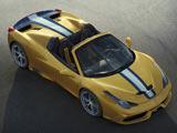 عکس ماشین فراری 458