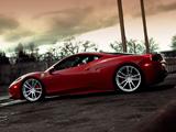 آخرین مدل ماشین فرارری قرمز