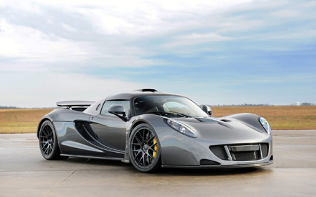 هنسی ونوم جی تی Hennessey Venom GT