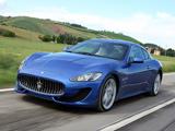 عکس ماشین مازراتی آبی رنگ