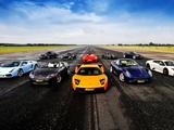 مسابقه ماشین های سوپر اسپرت