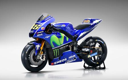 تصویر موتور یاماها کلاس جی پی yamaha YZR M1 MotoGP