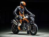 موتورسیکلت کی تی ام دوک