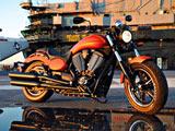 عکس موتورسیکلت ویکتوری