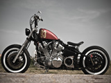 موتور سیکلت مدل بوبر