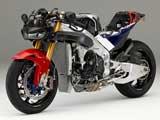 موتورسیکلت سنگین جدید هوندا