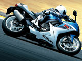 عکس مسابقه موتور سوزوکی