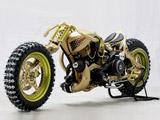 موتورسیکلت مخصوص یخ