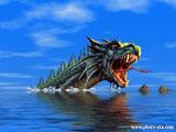 عکس فانتزی اژدها