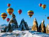 فستیوال بالون کاپادوکیا ترکیه