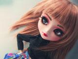 عروسک خارجی دخترانه