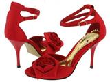 کفش مجلسی زنانه قرمز