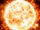 خورشید سوزان